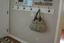 Welcome Home  / Ideas for our entranceway / by Lauren King