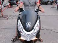 Phuket Motor Bike- Travelersrvreno / Visit around Phuket by Motor Bike.