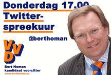Kandidaat Voorzitter VVD