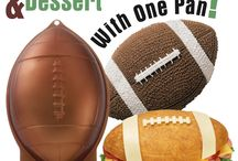 Super Bowl Ideas / Recipes, ideas, and supplies for your Super Bowl Party.