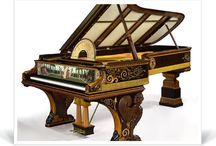 Piano Art / by Gist Piano