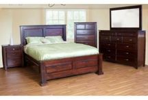 Bedroom Furniture / Solid wood bedrooms