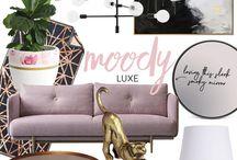 Moody Luxy Home
