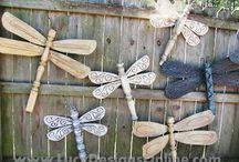 tvoření vážky motýlci