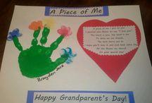 Grandparents day-preschool