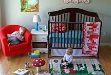 kids rooms/play  / by Franki Vespa