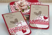 SCRAPBOOKING/ STAMPIN UP CARD IDEAS  / by Kerrie Ruppert