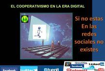 REDES SOCIALES  Y  COOPERATIVAS