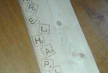 houtbewerken