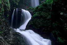 Waterfalls Japan