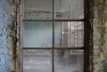oude ramen/deuren