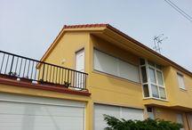 Pintar fachada / En este tablero se presentan las diferentes opciones para decorar y proteger una fachada.