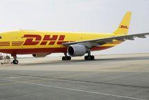Vliegtuigen e.d. DHL / DHL
