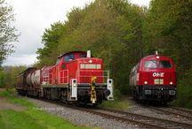 Eisenbahn (die große ;-))