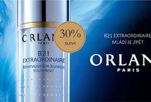 """Kosmetika Orlane / Francouzská """"haute-cosmetique"""" Orlane je průkopníkem v péči proti stárnutí již od roku 1947. Kombinuje přírodní principy s nejnovějšími vědeckými objevy. Její zakladatel, lékárník Jean D´Albret, uvedl na trh vůbec první krém na světě obsahující aktivní látky proti stárnutí."""