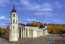 Литва, Вильнюс и т. д.