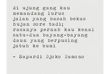 Sapardi Puisi