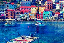 Colors of Corfu
