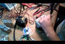Szerszámgép akku felújítás