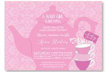 BABY SHOWER INVITATIONS / Baby shower Invitations
