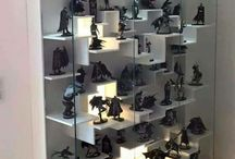Shelves / Display