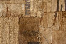Fiber art / Fiber, cloth, textile, design