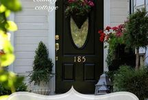 Front door appeal / by Danielle Falcione