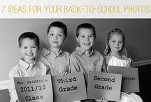 Back to school / by Jill Rue