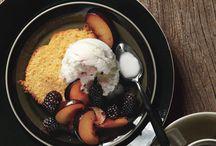 FOOD: Ice Cream, Sherbet, Sorbet