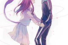 Anime and manga \(≧▽≦)/