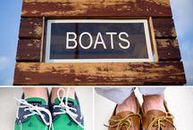 boats / by Charlene Mottau Alger