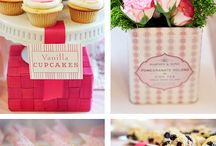 January Baby Shower-B is for Baby / For the baby shower we were hired for in January / by Kendall Burley