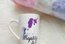 Cute animal housewares / Cute household items with a cute animal theme.