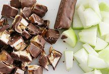 Salads, sweet and savory