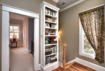 Unique Built-Ins / by Savvy + Co. Real Estate