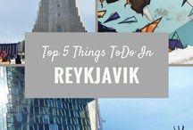 Travel - Scandinavia & Iceland