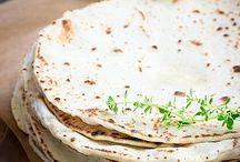 przygotowanie tortille