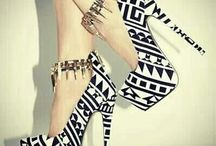 Shoes are a woman's bf...!
