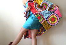 Crochet / Vintage crochet patterns  / by allthepreciousthings