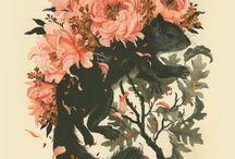 Flora & Fauna - Inspiration