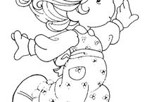 Coloring pages / by Norma Rajevich