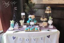 ~ Dessert Tables ~ / Fabulous dessert tables... inspiration & ideas! / by Jodie Valenti