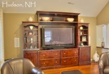 Media Rooms and Fireplaces / Dream Kitchens, Located in Nashua New Hampshire, Winner of over 200 awards!  / by Dream Kitchens-Kitchen and Bathroom remodeling