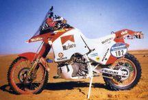 dakar moto 1988