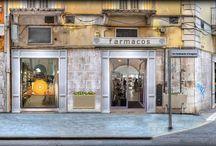 Sede Farmacos Quality / Vieni a trovarci in via Ferdinando D'Aragona, 35 a Barletta.