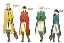 Anime ed Harry Potter = Ossessione