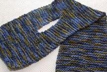 sjaal  met opening