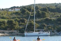 Activity Sailing / When you turn a sailing trip into an active training camp, using the islands as your playground.