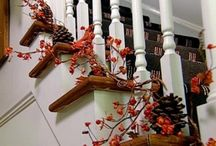 Decorating Your Stairs for Fall
