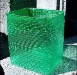 3'r by making plastic bottle basket